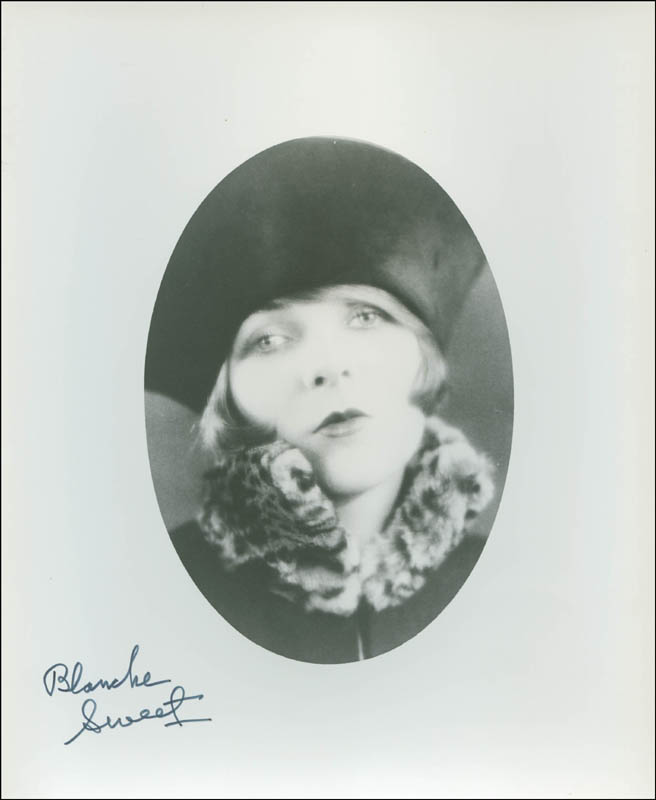 Image 1 for Blanche Sweet - Autographed Signed Photograph - HFSID 301315