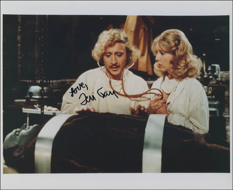 Image 1 for Teri Garr - Autographed Signed Photograph - HFSID 301528
