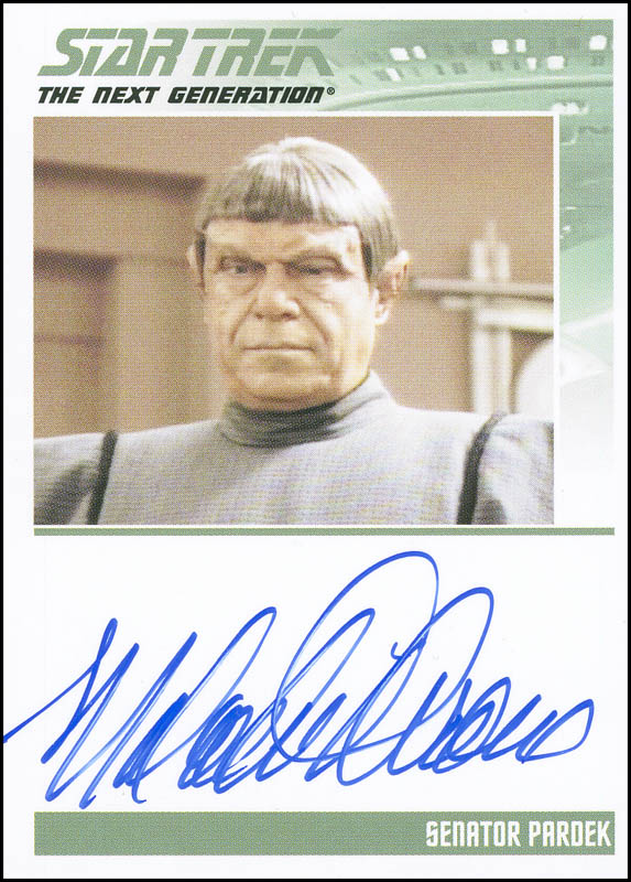 Image 1 for Malachi Throne - Trading/Sports Card Signed - HFSID 302527