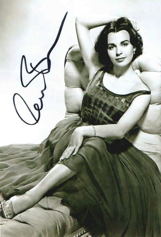 Image 1 for Claire Bloom - Autographed Signed Photograph - HFSID 303469