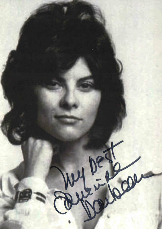 Image 1 for Adrienne Barbeau - Autographed Signed Photograph - HFSID 303471