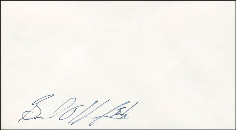 Image 1 for Bernard A. Harris Jr. - Envelope Signed - HFSID 303538