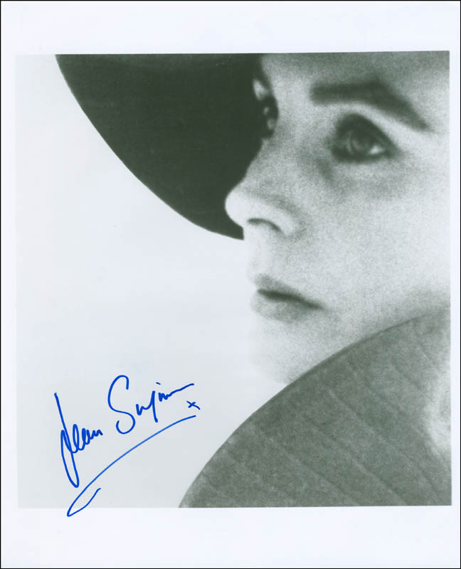Image 1 for Jean Simmons - Autographed Signed Photograph - HFSID 303584