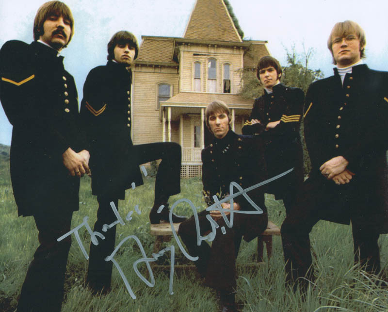 Image 1 for Gary Puckett - Autographed Signed Photograph - HFSID 303703