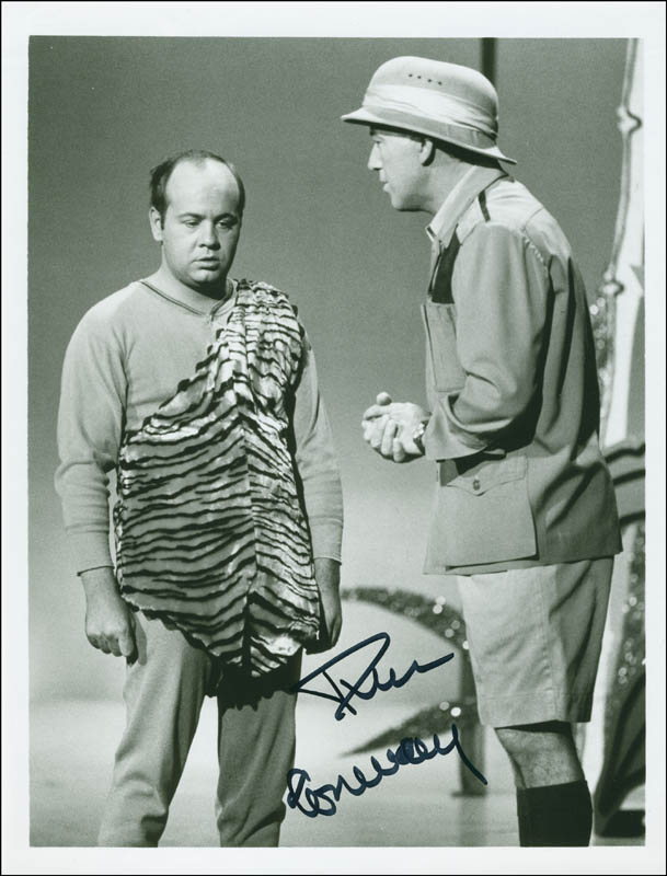 Image 1 for Tim Conway - Autographed Signed Photograph - HFSID 304048