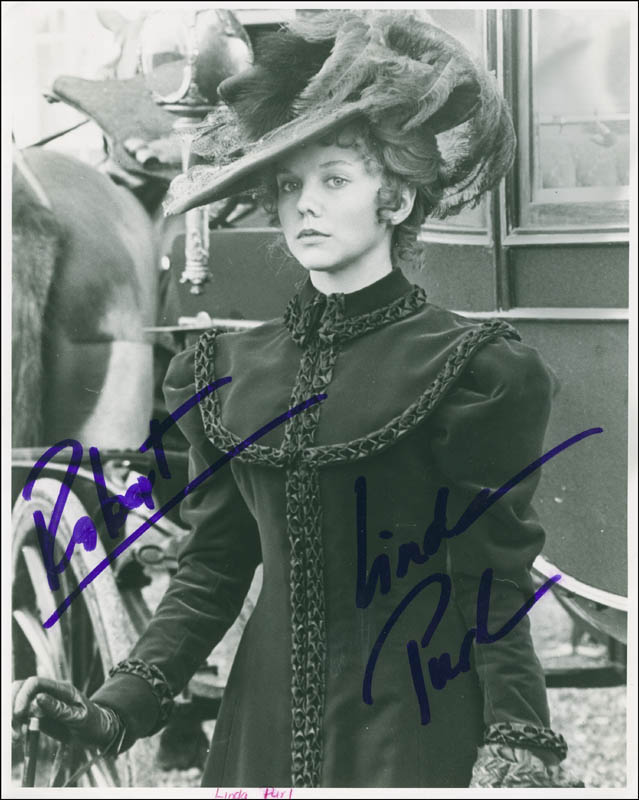 Image 1 for Linda Purl - Autographed Inscribed Photograph - HFSID 304342