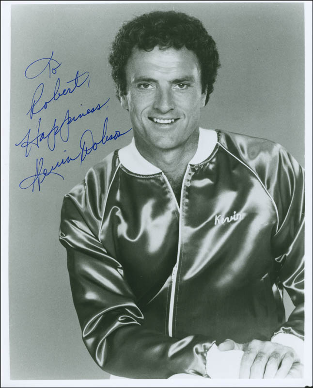Image 1 for Kevin Dobson - Autographed Inscribed Photograph - HFSID 304366