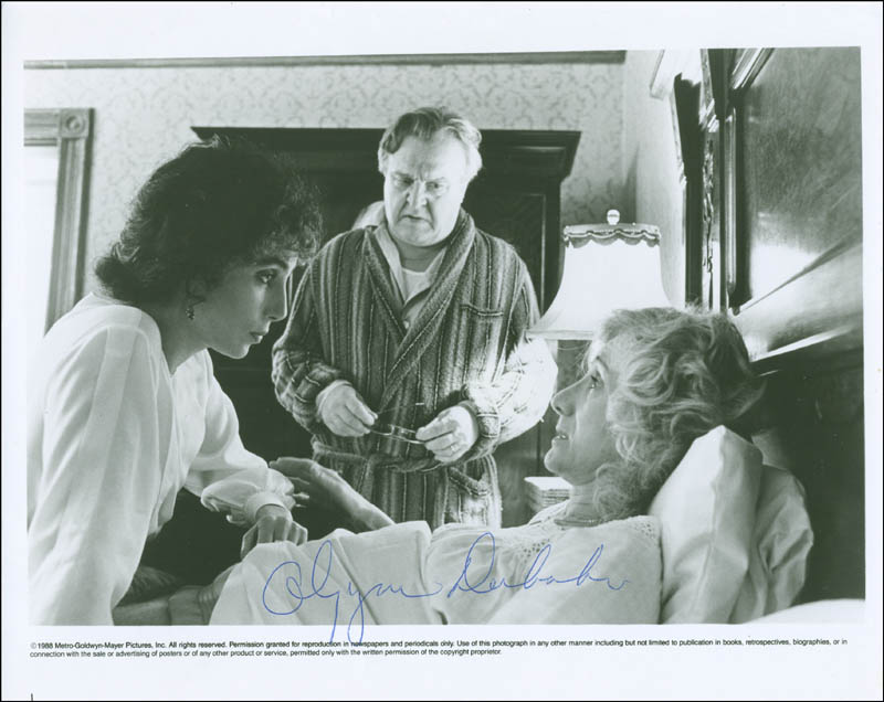 Image 1 for Olympia Dukakis - Autographed Signed Photograph - HFSID 304395