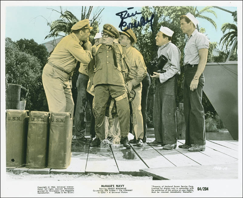 Image 1 for Tim Conway - Autographed Signed Photograph - HFSID 304865