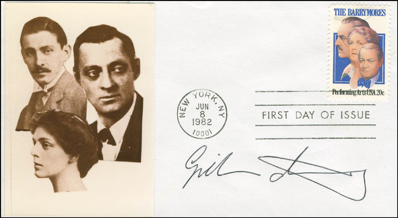 Image 1 for Gillian Armstrong - First Day Cover Signed - HFSID 305029