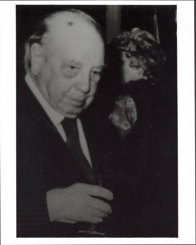 Image 3 for J.B. (John) Priestley - Autographed Signed Photograph - HFSID 30502
