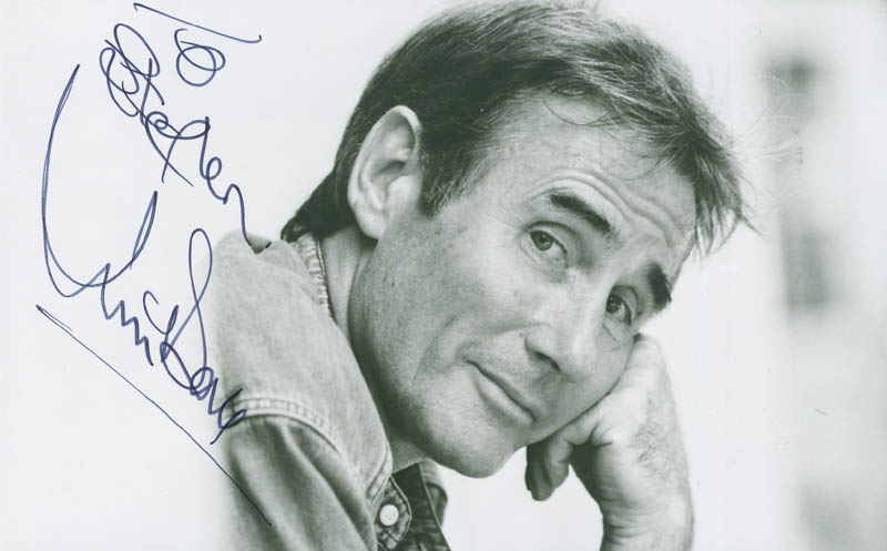 Image 1 for Jim Dale - Autographed Inscribed Photograph - HFSID 305169