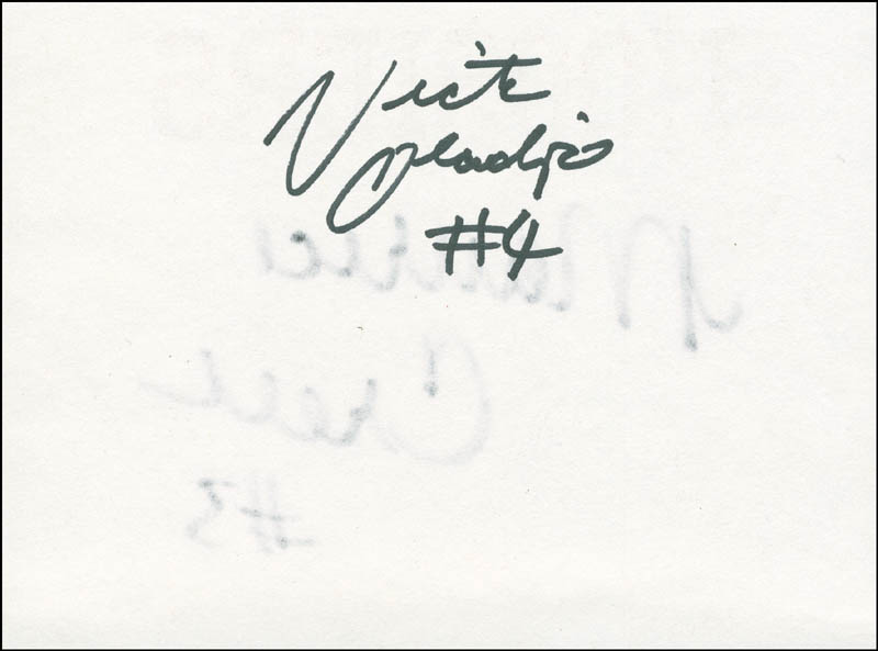 the latest 02330 67f0b Maurice Creek - Autograph co-signed by: Victor Oladipo ...