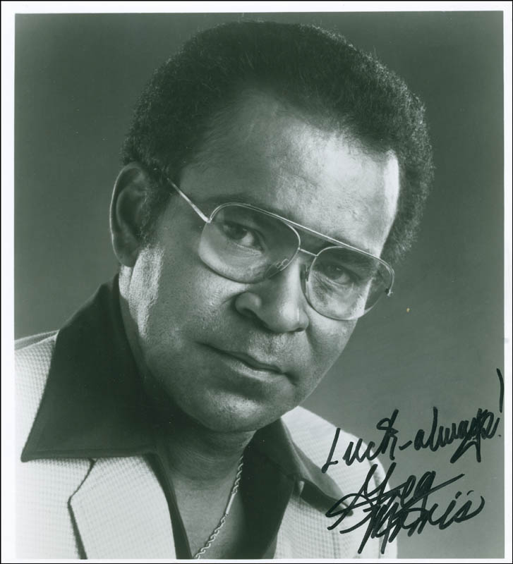 Image 1 for Greg Morris - Autographed Signed Photograph - HFSID 305559