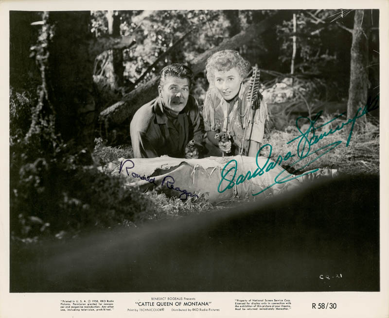 Image 1 for Barbara Stanwyck - Autographed Signed Photograph - HFSID 30559