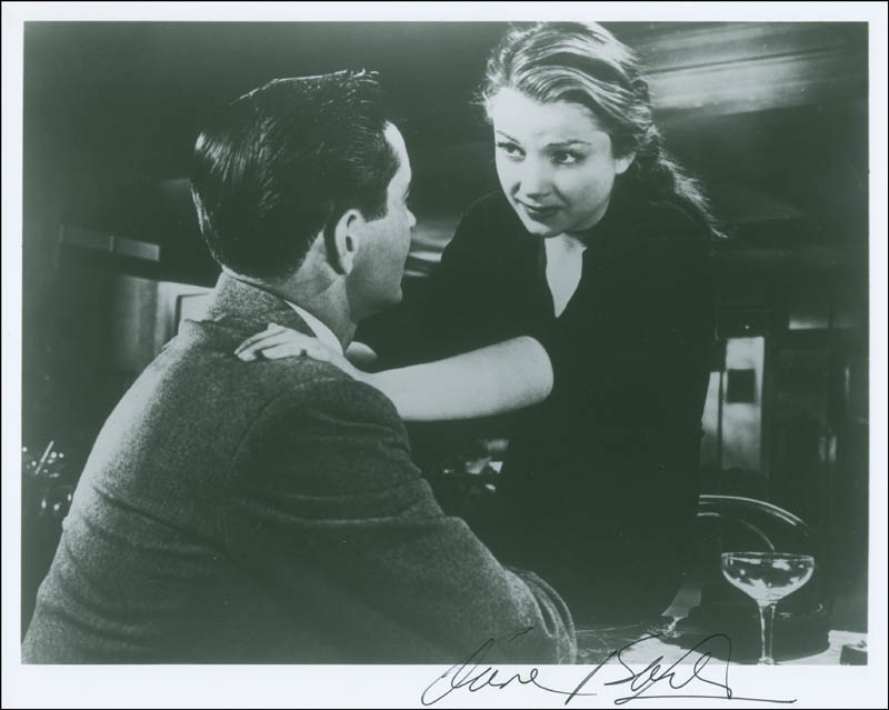 Image 1 for Anne Baxter - Autographed Signed Photograph - HFSID 305864