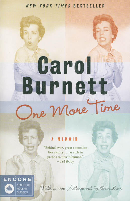 Image 3 for Carol Burnett - Book Signed - HFSID 306024
