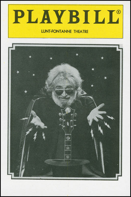 Image 1 for The Grateful Dead (Jerry Garcia) - Trading/Sports Card Unsigned - HFSID 306721