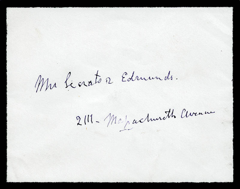 Image 3 for George Bancroft - Autograph Letter Signed - HFSID 3071
