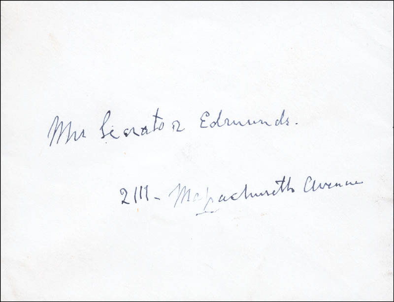 Image 4 for George Bancroft - Autograph Letter Signed - HFSID 3071