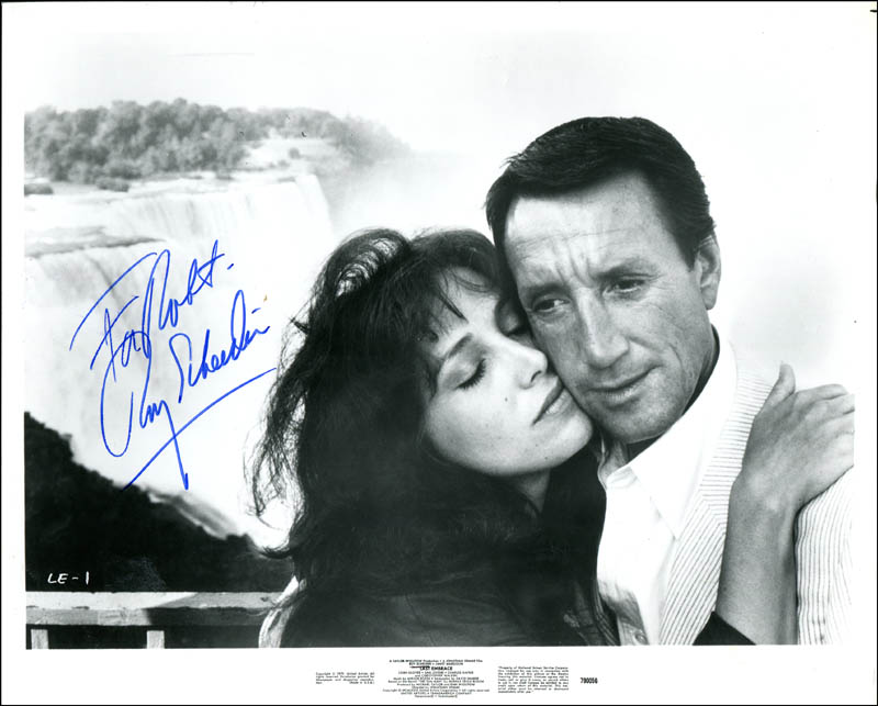 Image 1 for Roy Scheider - Autographed Inscribed Photograph - HFSID 308258