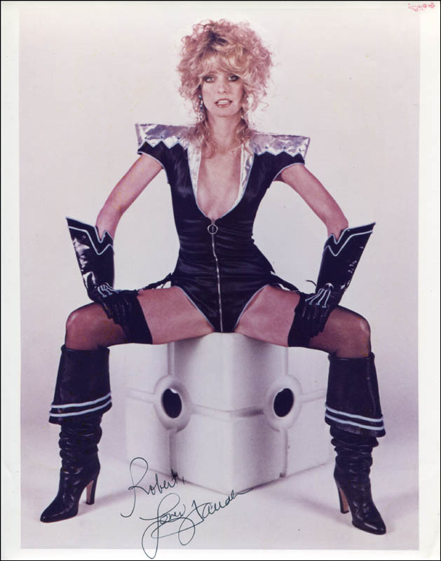 Image 1 for Farrah Fawcett - Autographed Inscribed Photograph - HFSID 308333