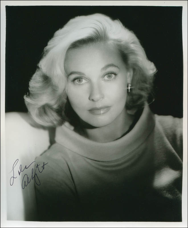 Image 1 for Lola Albright - Autographed Signed Photograph 04/02/2013 - HFSID 308338