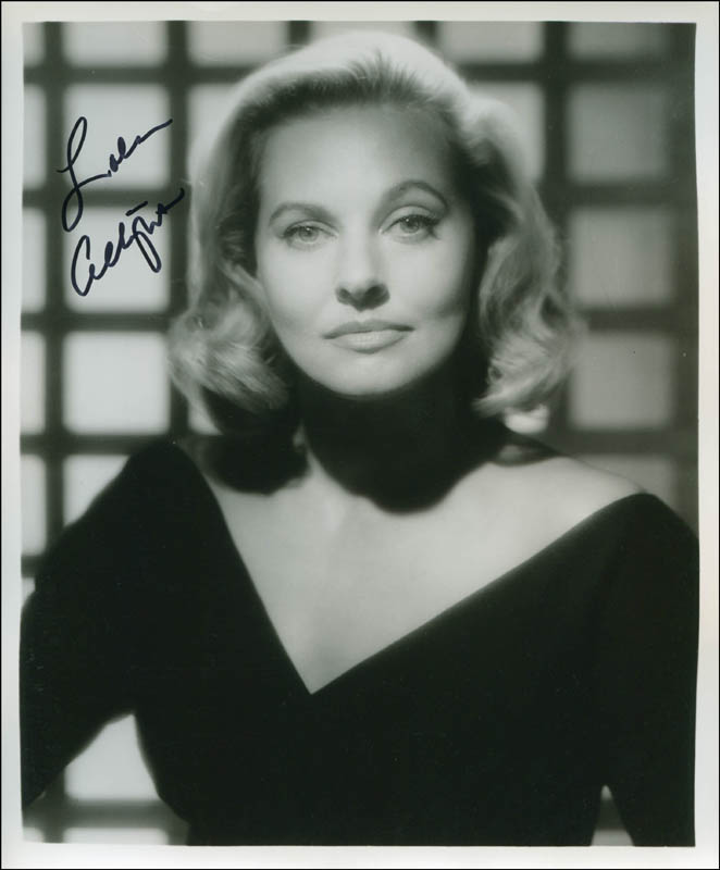 Image 1 for Lola Albright - Autographed Signed Photograph 04/02/2013 - HFSID 308339