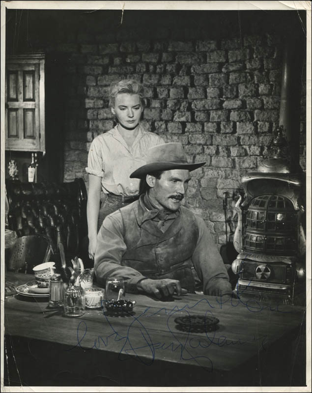 Image 1 for Jack Palance - Autographed Signed Photograph - HFSID 308779