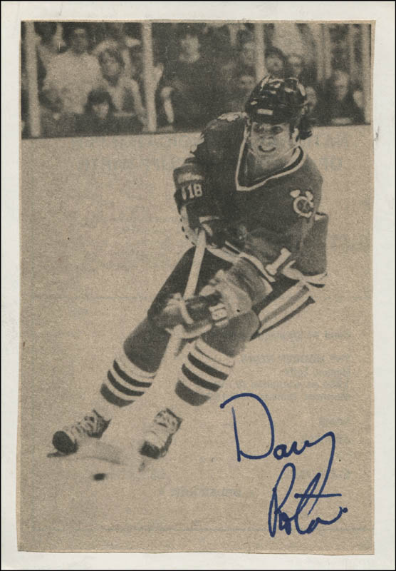 Image 1 for Darcy Rota - Newspaper Photograph Signed - HFSID 308917