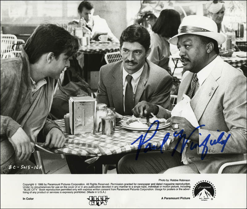 Image 1 for Paul Winfield - Autographed Signed Photograph - HFSID 310849