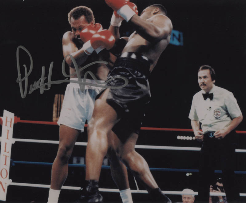 Image 1 for Pinklon Thomas - Autographed Signed Photograph - HFSID 311465