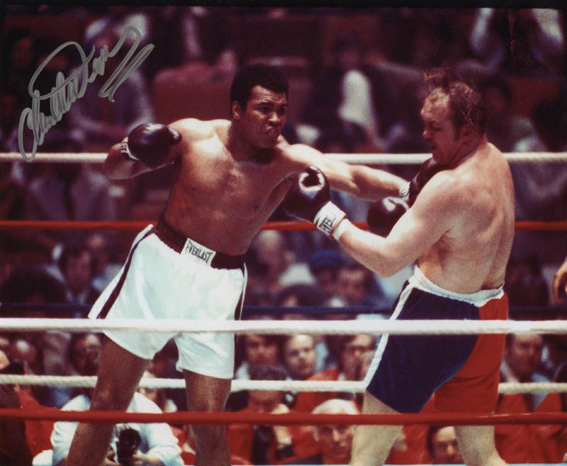 Image 1 for Chuck Wepner - Autographed Signed Photograph - HFSID 311472