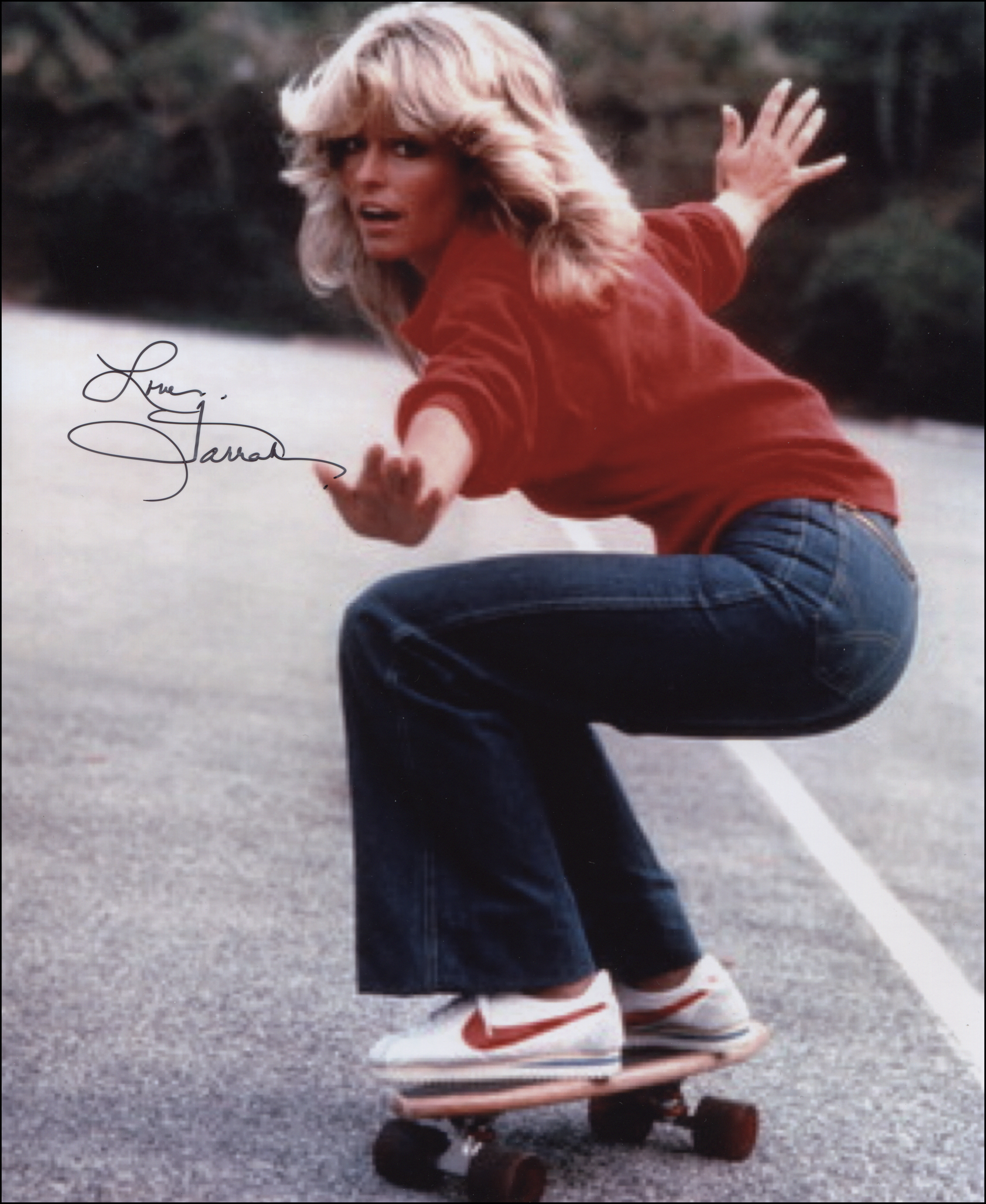 Farrah Fawcett - Photograph Signed | Autographs & Manuscripts ...