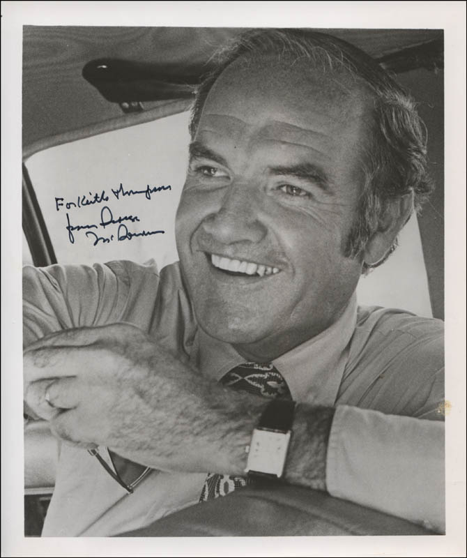 Image 1 for George Mcgovern - Autographed Inscribed Photograph - HFSID 312555