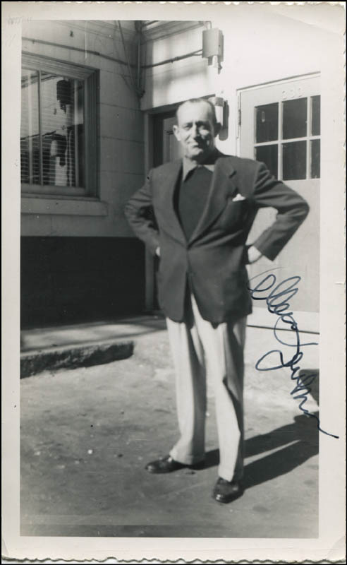 Image 1 for Allen Jenkins - Autographed Signed Photograph - HFSID 312592