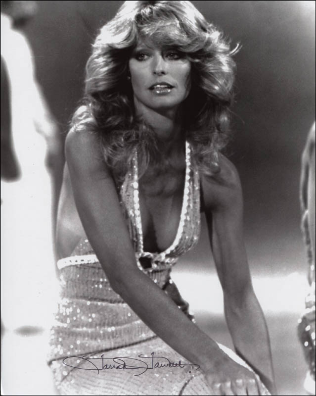 Image 1 for Farrah Fawcett - Autographed Signed Photograph - HFSID 312721