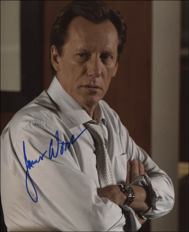 Image 1 for James Woods - Autographed Signed Photograph - HFSID 312817