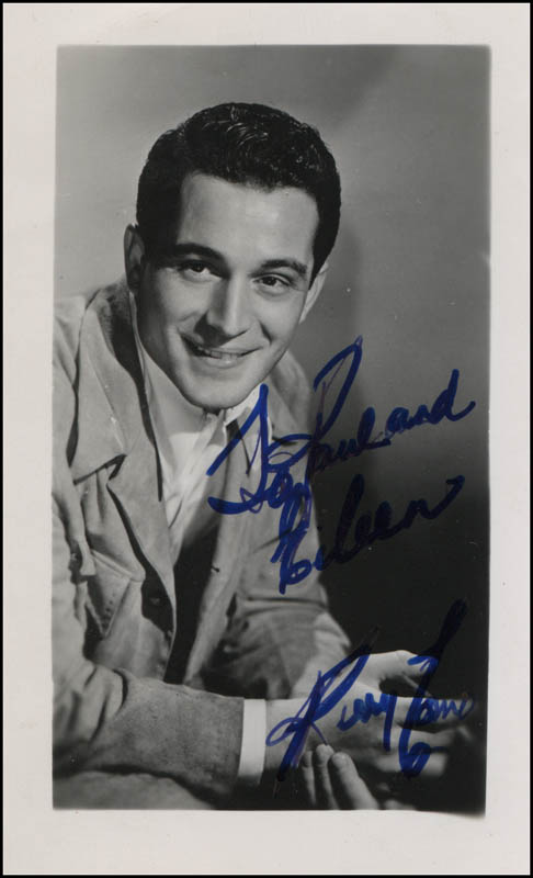 Image 1 for Perry Como - Autographed Inscribed Photograph - HFSID 312964