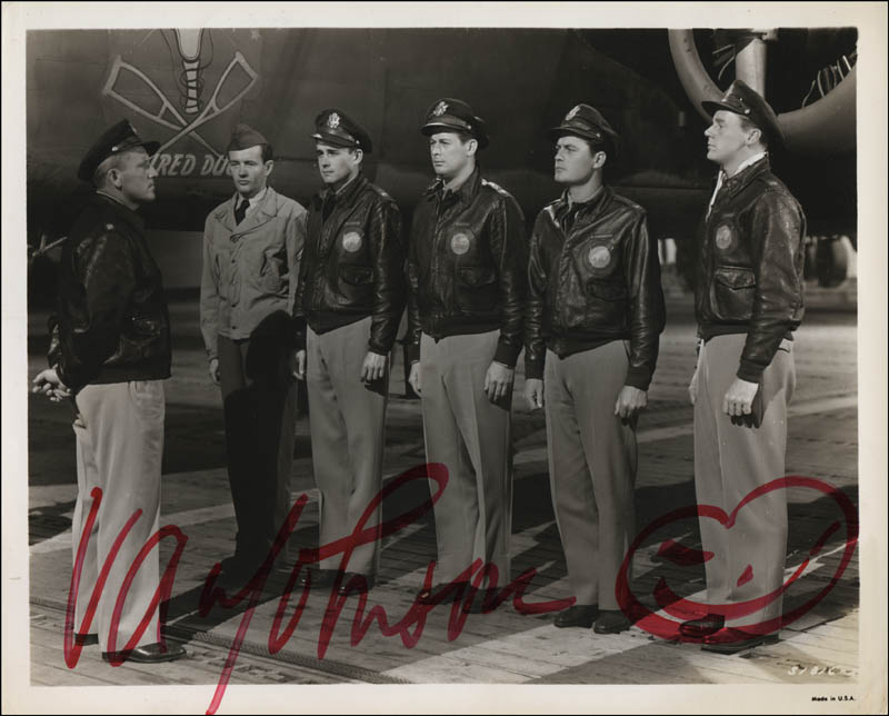 Image 1 for Van Johnson - Autographed Signed Photograph - HFSID 313044
