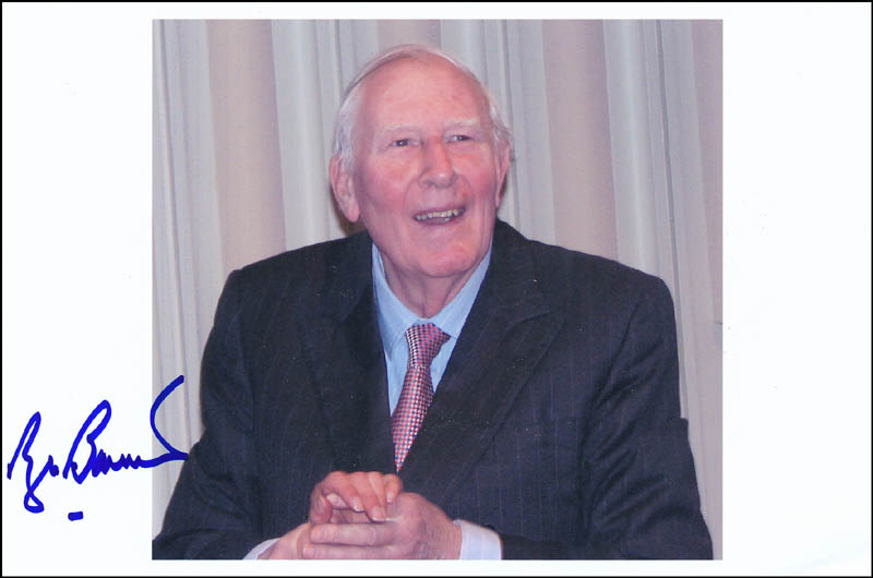 Image 1 for Roger G. Bannister - Autographed Signed Photograph - HFSID 313942