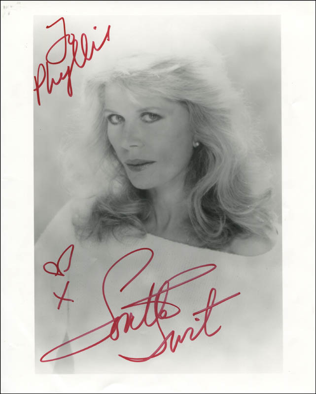 Image 1 for Loretta Swit - Autographed Inscribed Photograph - HFSID 314144