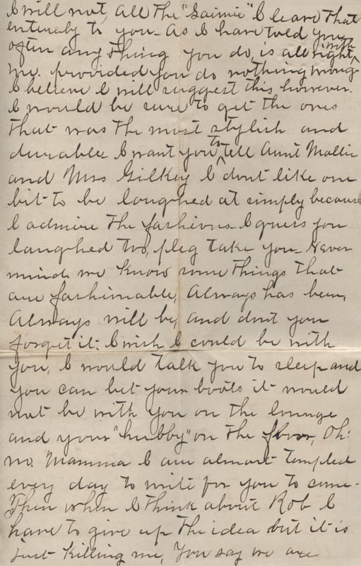 Image 5 for Frank James - Autograph Letter Signed 07/1883 - HFSID 314406