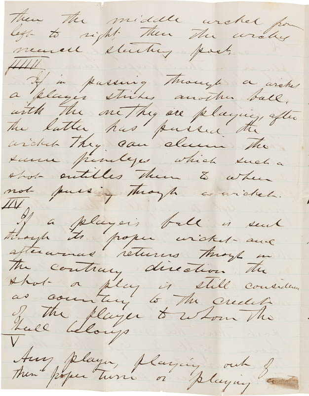Image 3 for Major General George Armstrong Custer - Autograph Manuscript Unsigned - HFSID 314410