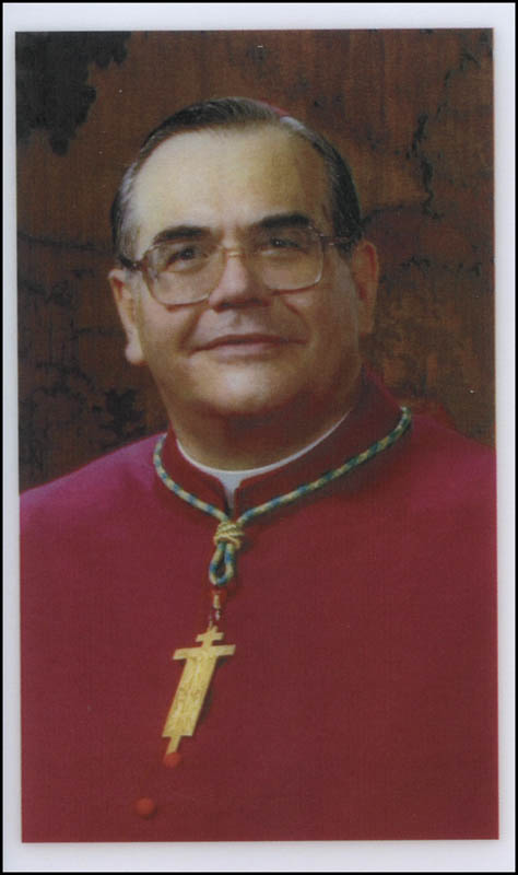 Image 3 for Bishop Dominick J. Lagonegro - Autograph - HFSID 316497