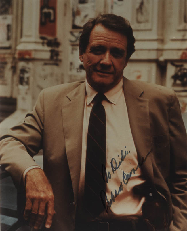 Image 1 for Richard Crenna - Autographed Inscribed Photograph - HFSID 320056