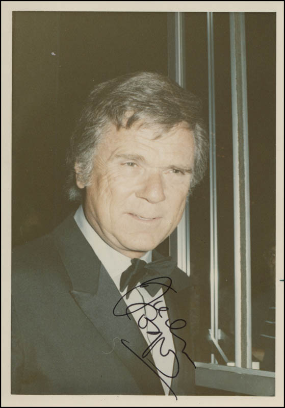 Image 1 for Jackie Cooper - Autographed Signed Photograph - HFSID 320108