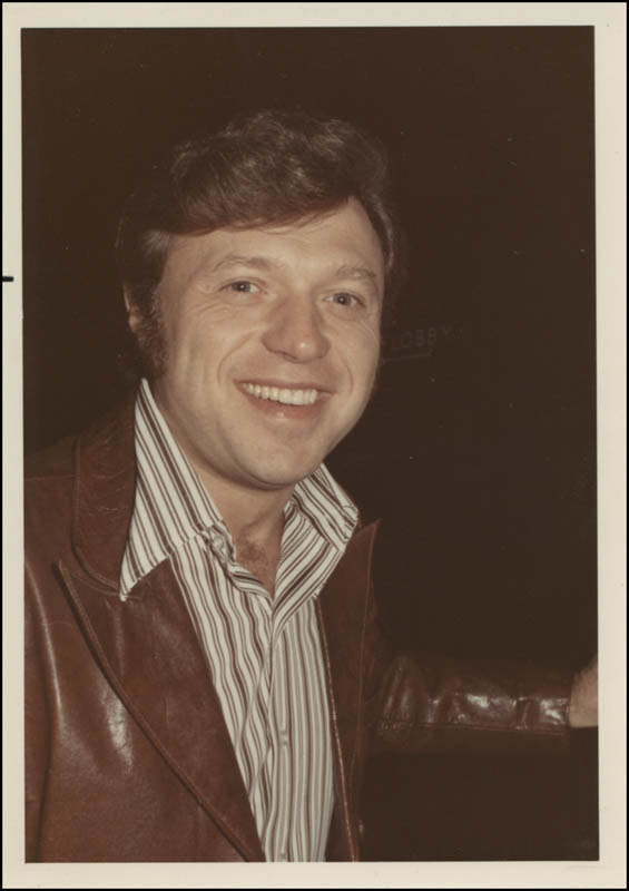 Image 3 for Steve Lawrence - Autographed Inscribed Photograph - HFSID 320115