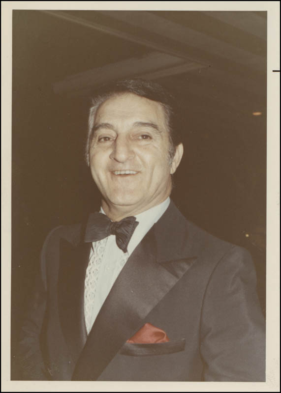 Image 3 for Danny Thomas - Autographed Signed Photograph - HFSID 320135