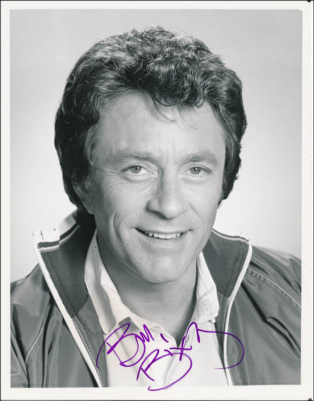 Image 1 for Bill Bixby - Autographed Signed Photograph - HFSID 320440